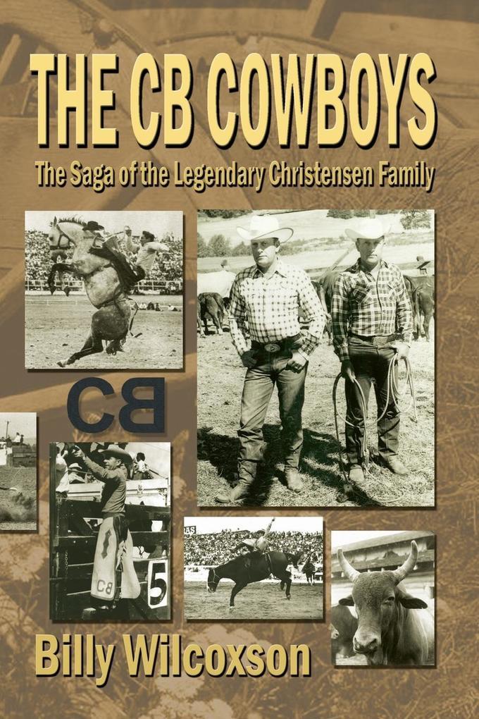 The CB Cowboys als Taschenbuch
