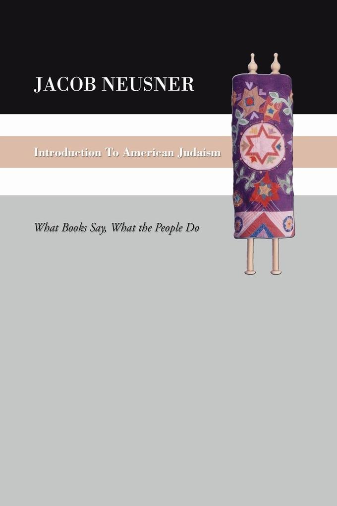 Introduction to American Judaism als Taschenbuch