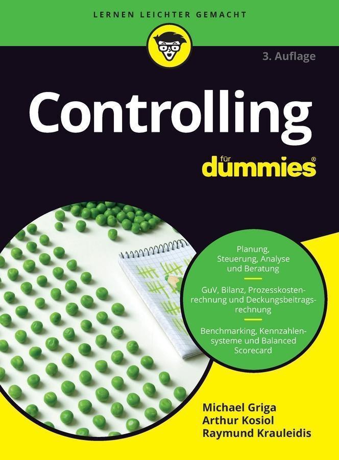 Controlling für Dummies als eBook