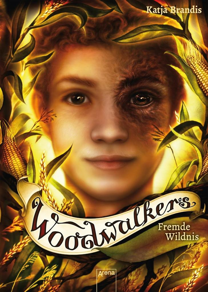 Woodwalkers 04. Fremde Wildnis als Buch