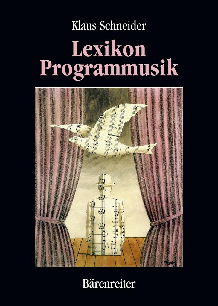 Lexikon Programmusik / Lexikon Programmusik, Band 1 als eBook