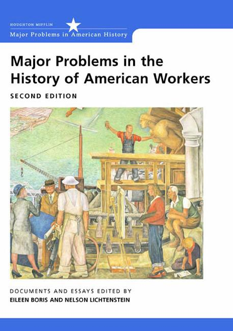 Major Problems in the History of American Workers als Buch (kartoniert)