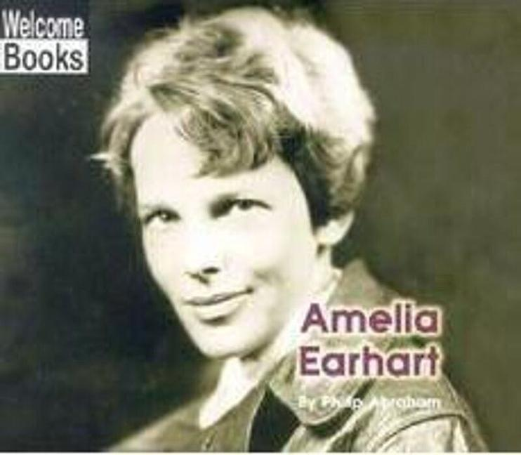 Amelia Earhart (Welcome Books: Real People) als Taschenbuch