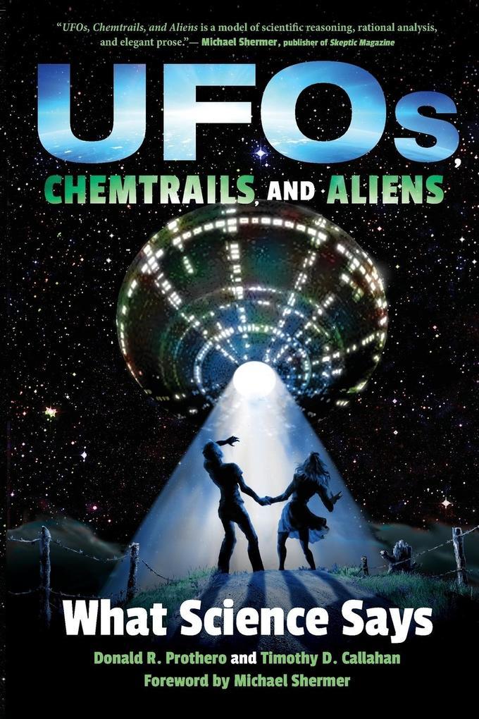 UFOs, Chemtrails, and Aliens als Taschenbuch vo...