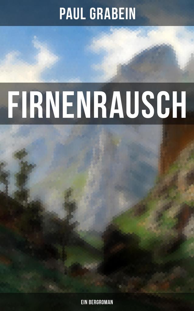 Firnenrausch: Ein Bergroman als eBook epub