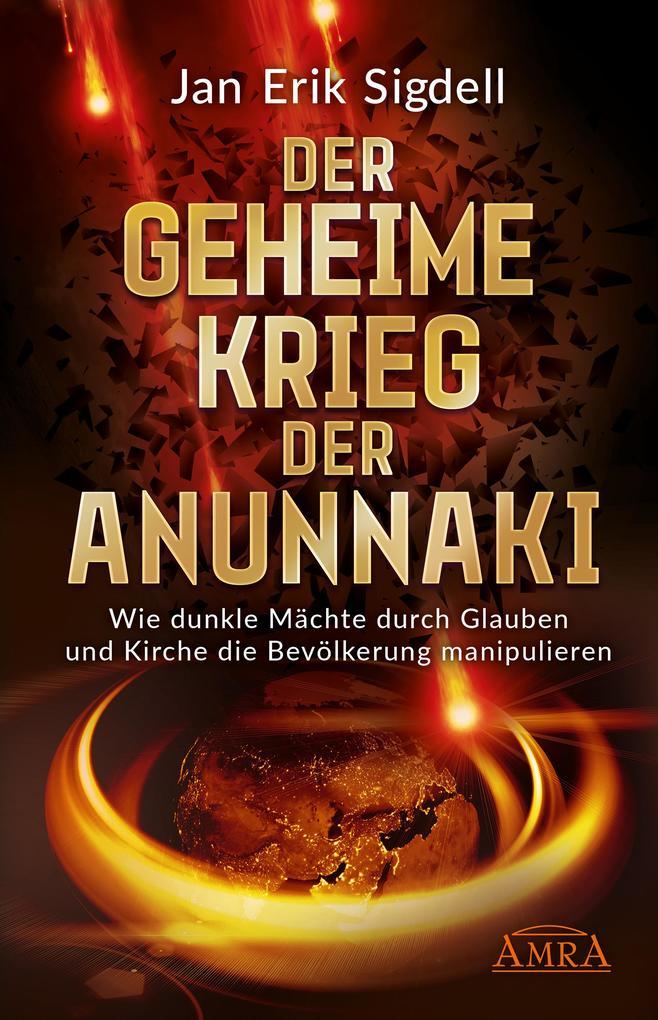DER GEHEIME KRIEG DER ANUNNAKI als eBook