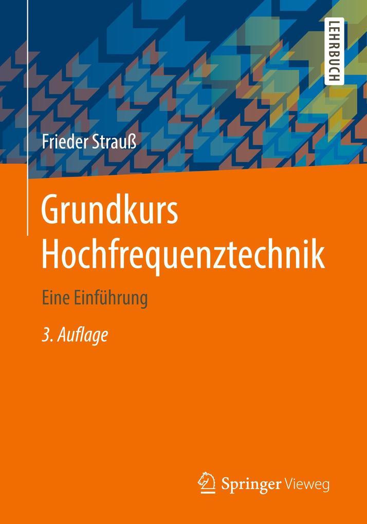 Grundkurs Hochfrequenztechnik als Buch