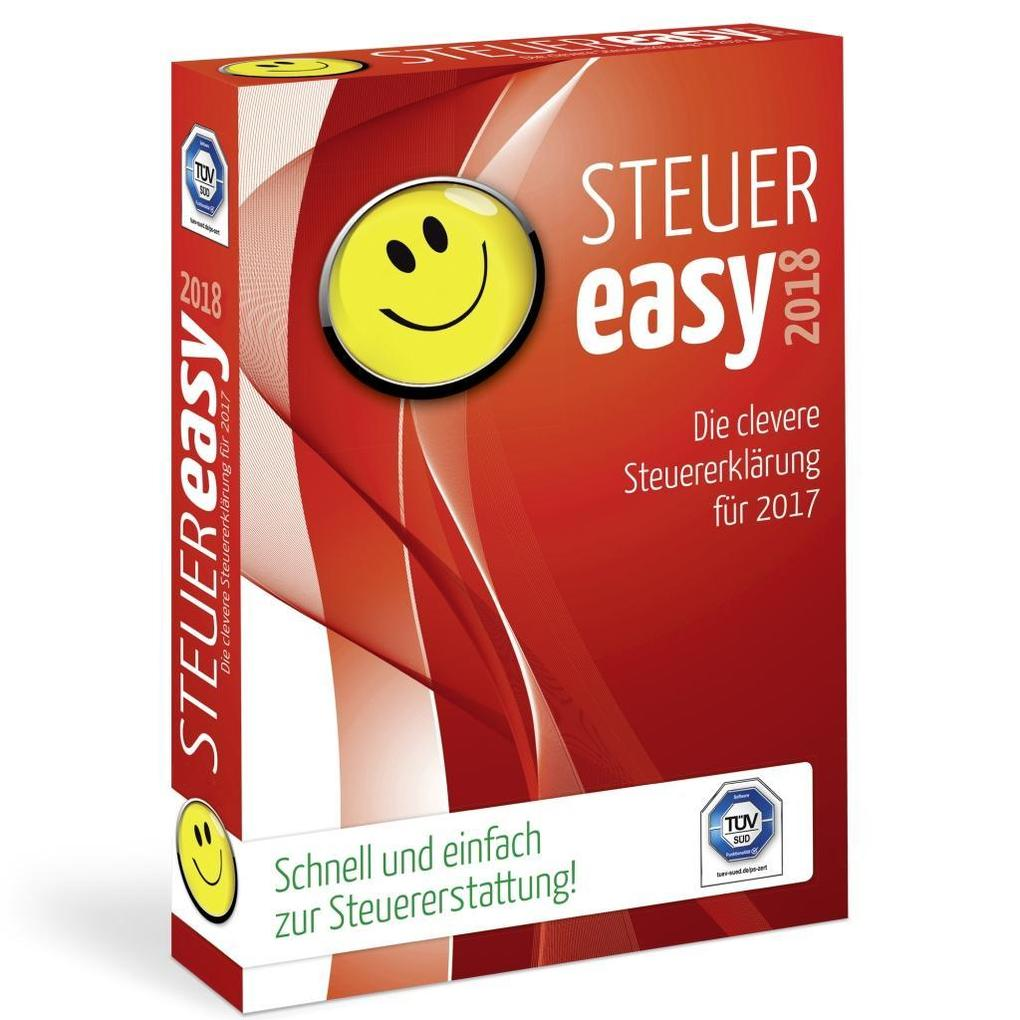 SteuerEasy 2018 als Software
