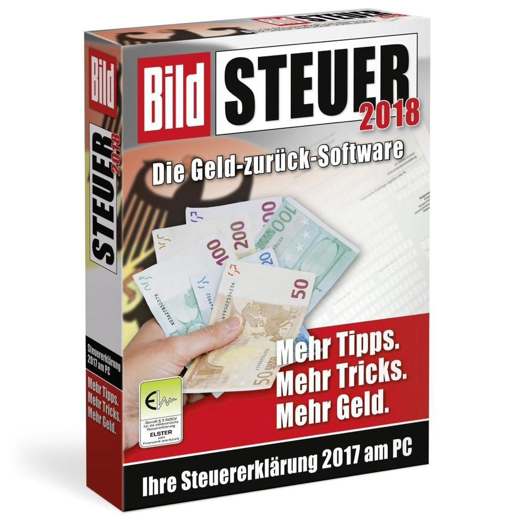 BildSteuer 2018 als Software