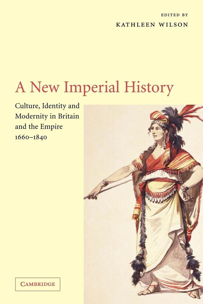 A New Imperial History als Taschenbuch