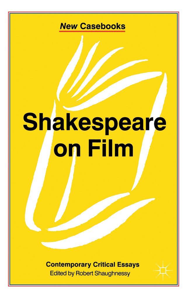 Shakespeare on Film als Buch (kartoniert)