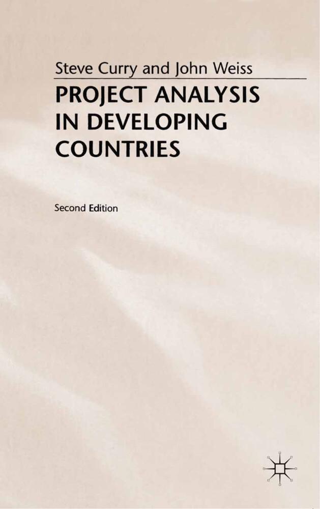 Project Analysis in Developing Countries als Buch (kartoniert)