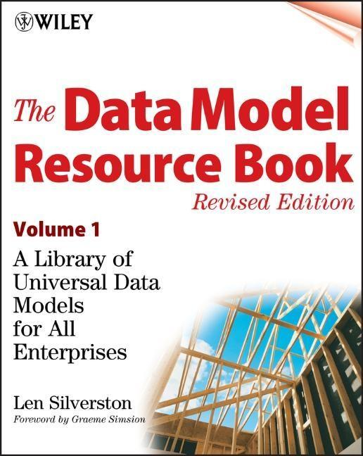 The Data Model Resource Book, Volume 1 als Buch (kartoniert)