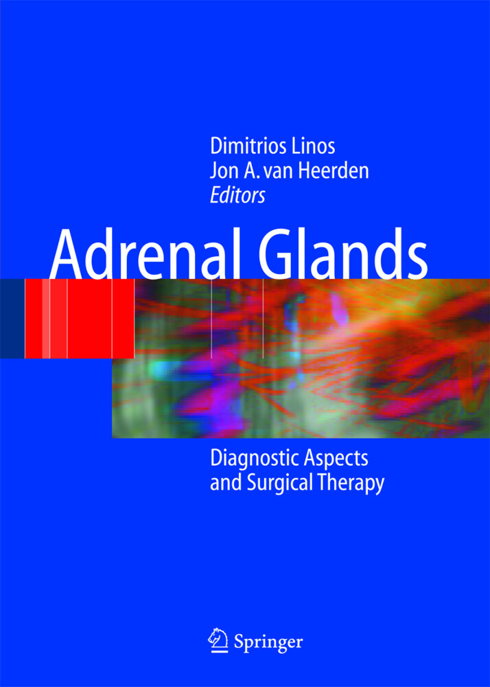 Adrenal Glands als Buch (gebunden)