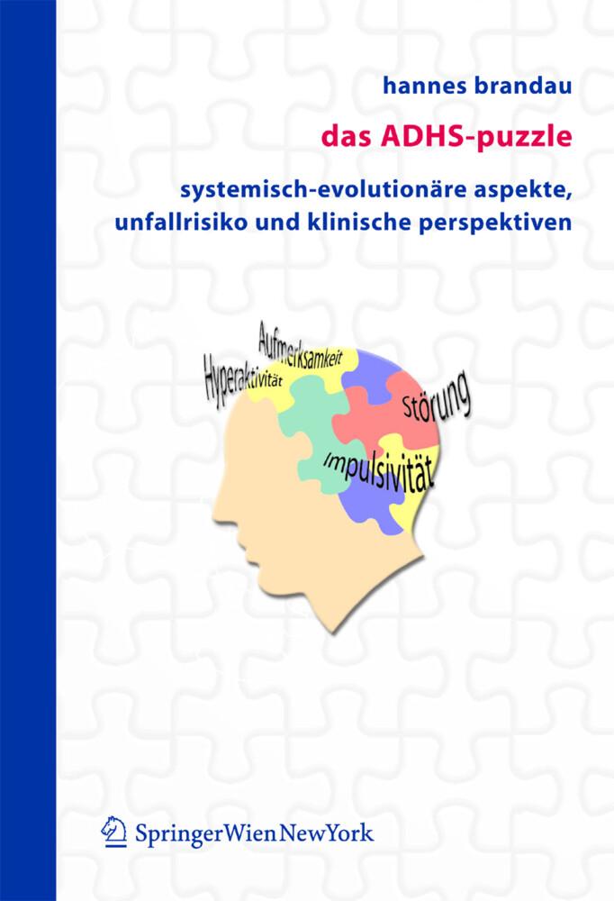 Das ADHS-Puzzle als Buch (kartoniert)