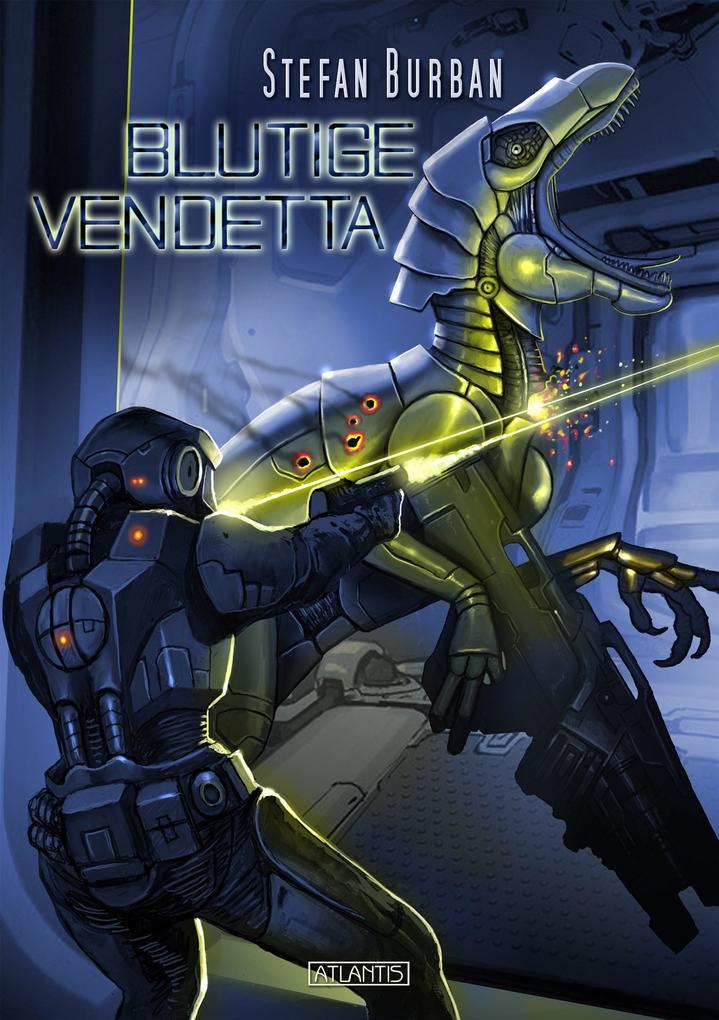 Der Ruul-Konflikt 12: Blutige Vendetta als eBook
