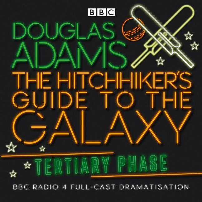 The Hitchhiker's Guide To The Galaxy als Hörbuch CD