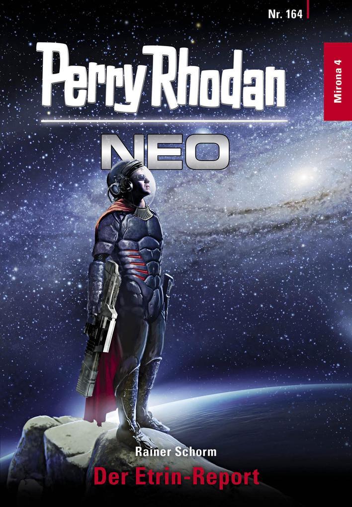 Perry Rhodan Neo 164: Der Etrin-Report als eBook