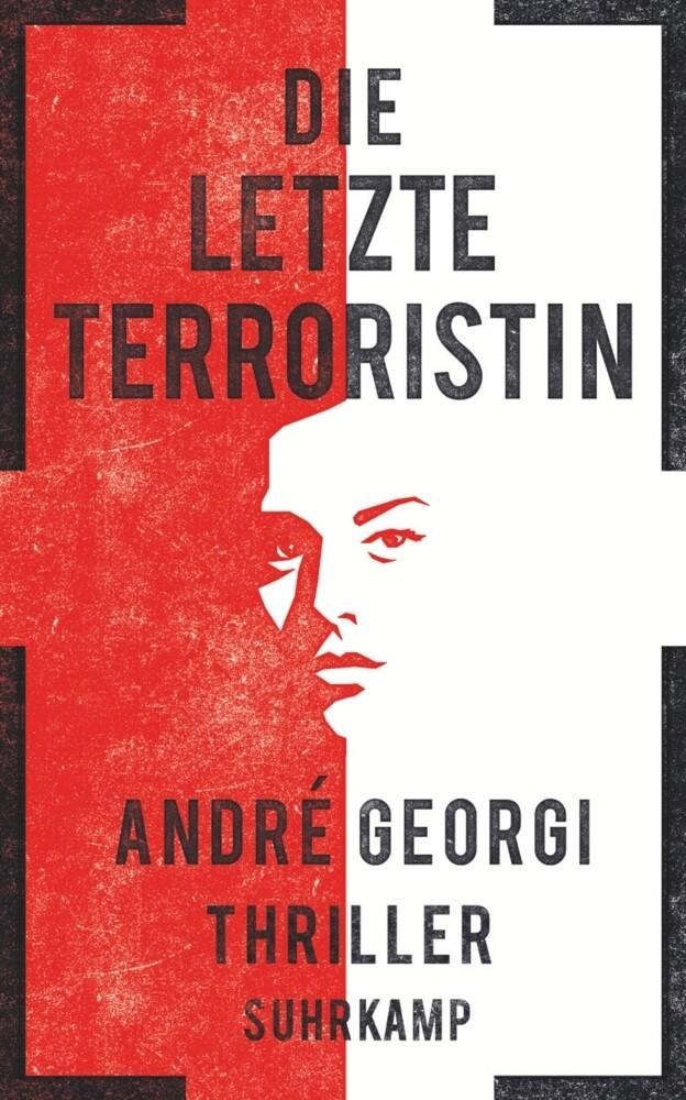 Die letzte Terroristin als Buch