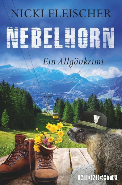 Nebelhorn als Taschenbuch