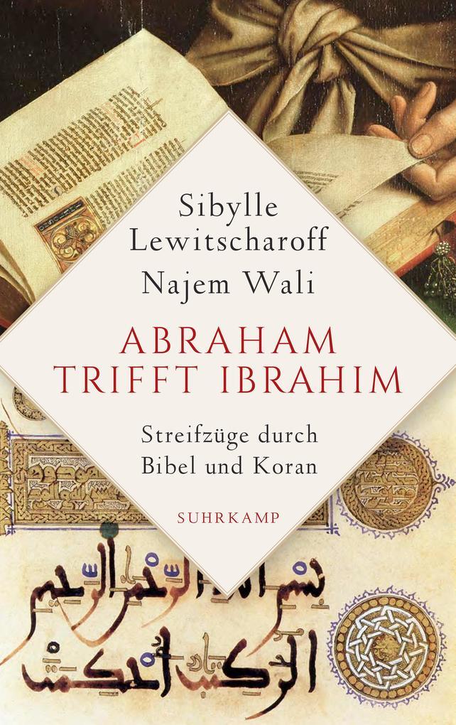 Abraham trifft Ibrahîm als Buch