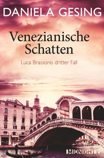 Venezianische Schatten als Taschenbuch