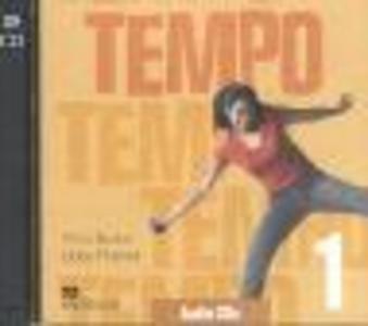 Tempo 1 Audio CD International x2 als CD