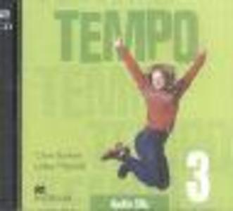 Tempo 3 Audio CD International x2 als CD