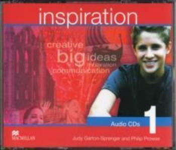 Inspiration 1 Class Audio CDx3 als CD