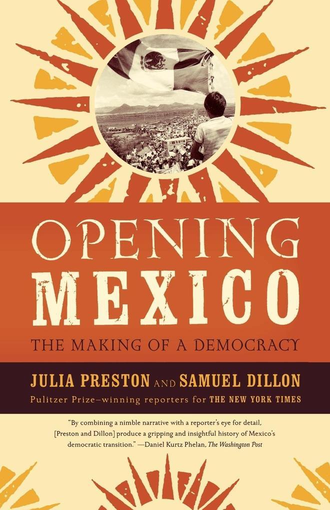 Opening Mexico als Taschenbuch