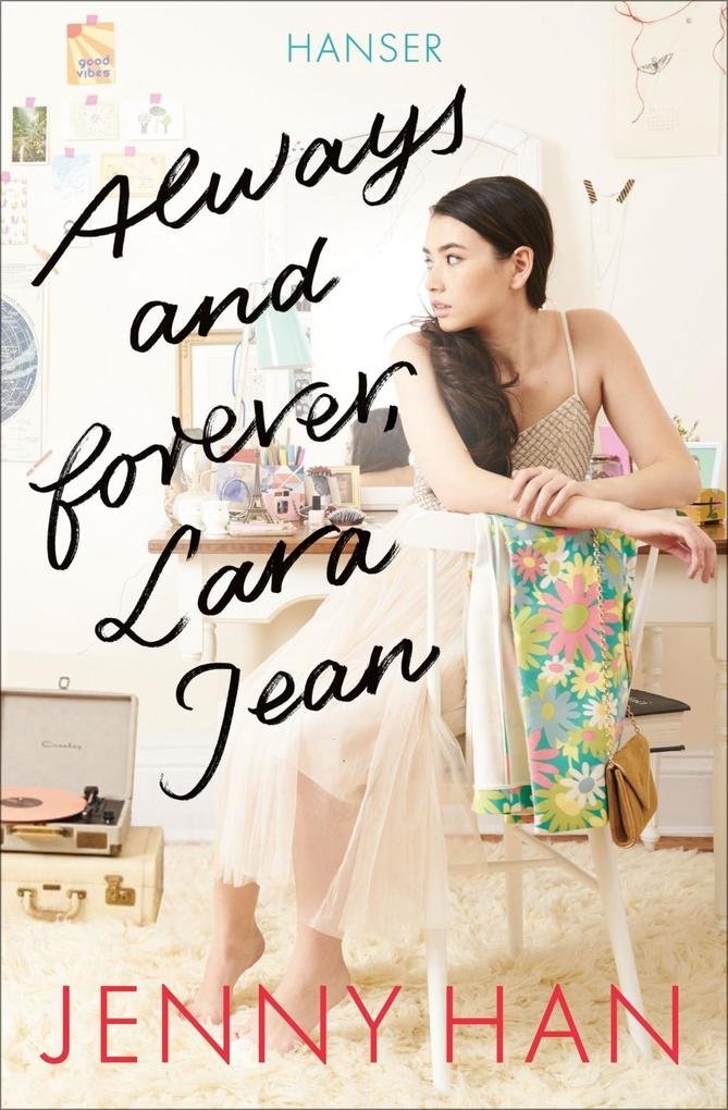 Always and forever, Lara Jean als Buch
