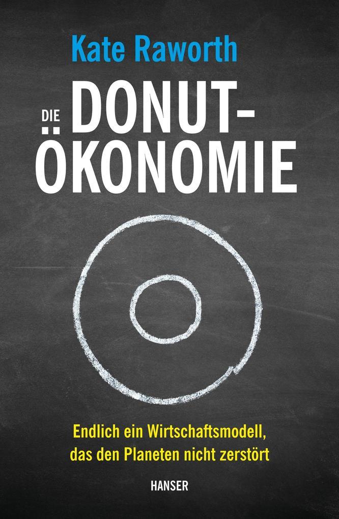 Die Donut-Ökonomie als Buch