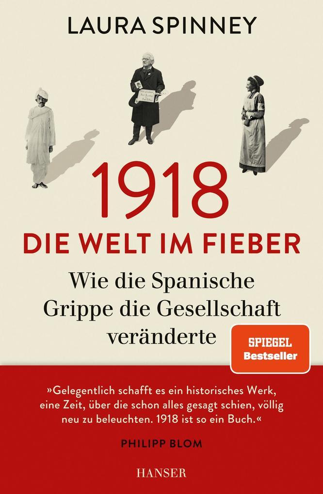 1918 - Die Welt im Fieber als Buch