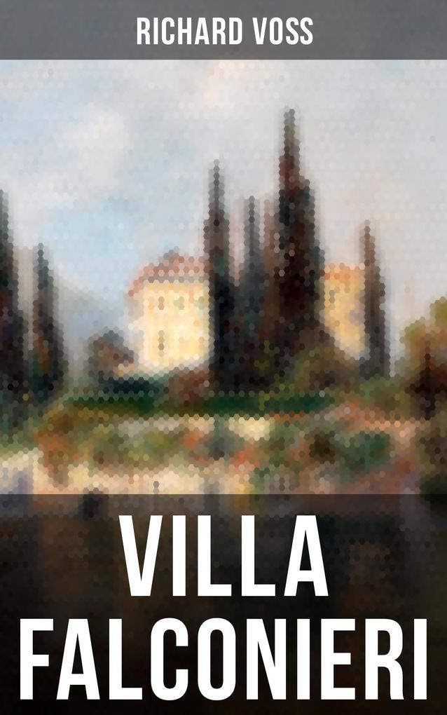 Villa Falconieri als eBook von Richard Voß - Musaicum Books