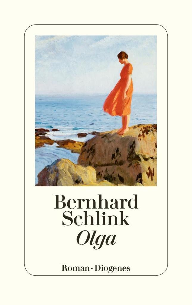 Olga als Buch