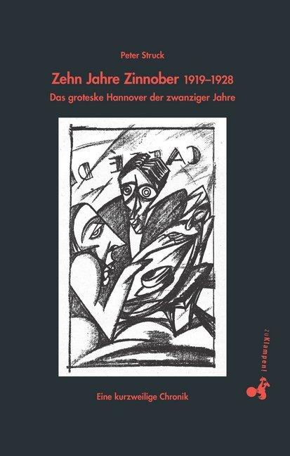 Zehn Jahre Zinnober 1919-1928 als Buch