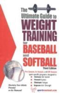 Weight Training for Baseball & Softball ******* als Taschenbuch