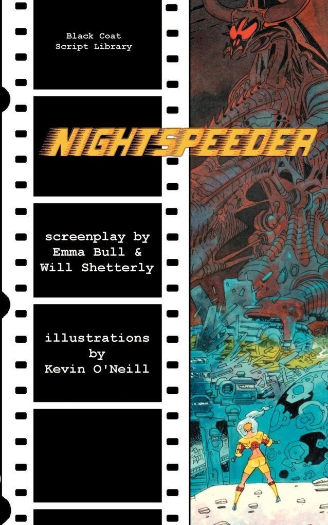 Nightspeeder als Taschenbuch