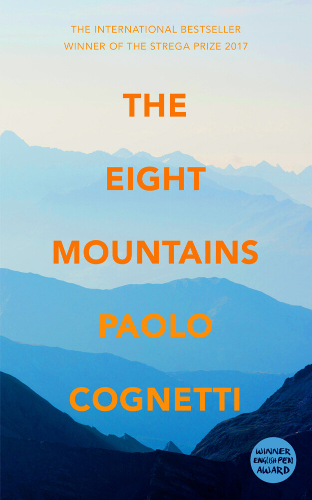 The Eight Mountains als Buch