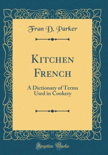 Kitchen French
