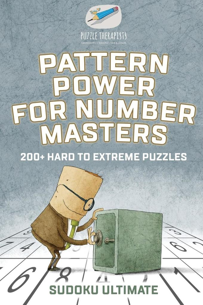 Pattern Power for Number Masters Sudoku Ultimat...