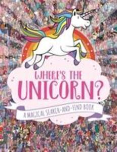 Where's the Unicorn? als Taschenbuch von Sophie Schrey, Jonny Marx