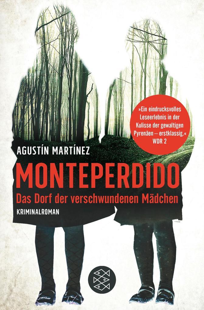 Monteperdido - Das Dorf der verschwundenen Mädchen als Taschenbuch