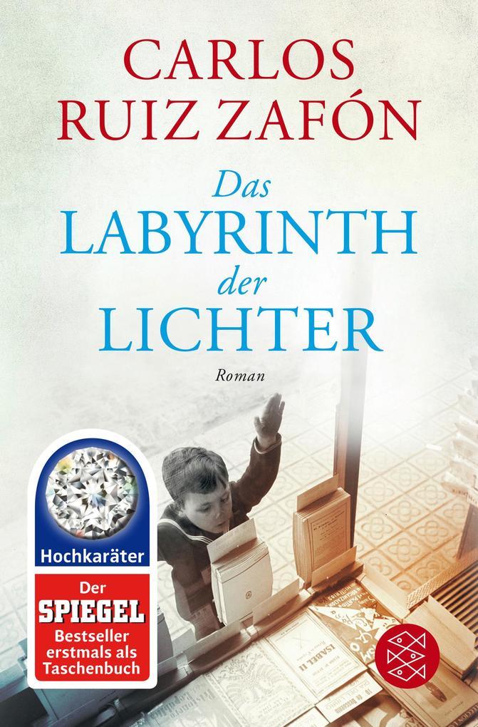 Das Labyrinth der Lichter als Taschenbuch