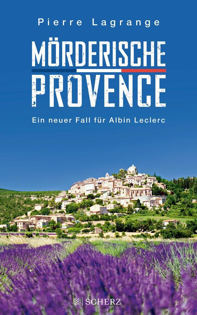 Mörderische Provence als Buch