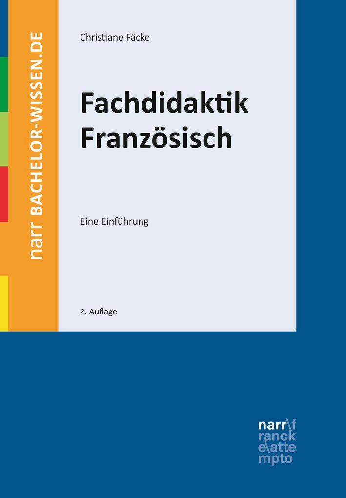 Fachdidaktik Französisch als eBook