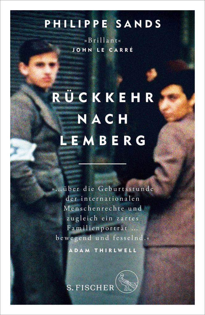 Rückkehr nach Lemberg als eBook