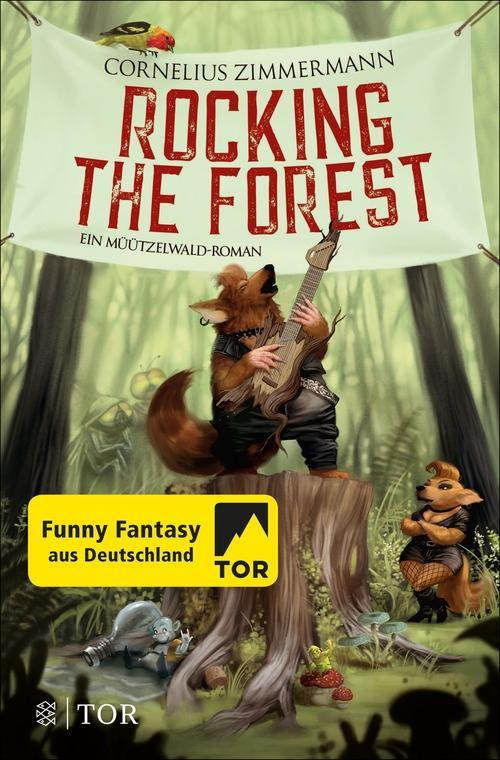 Rocking the Forest als eBook