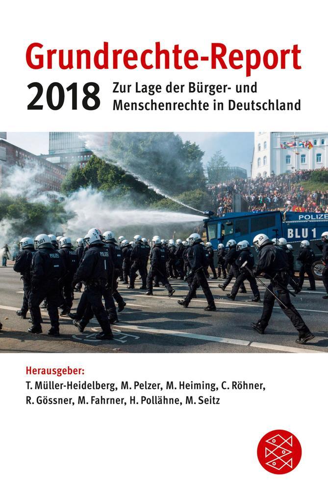 Grundrechte-Report 2018 als eBook
