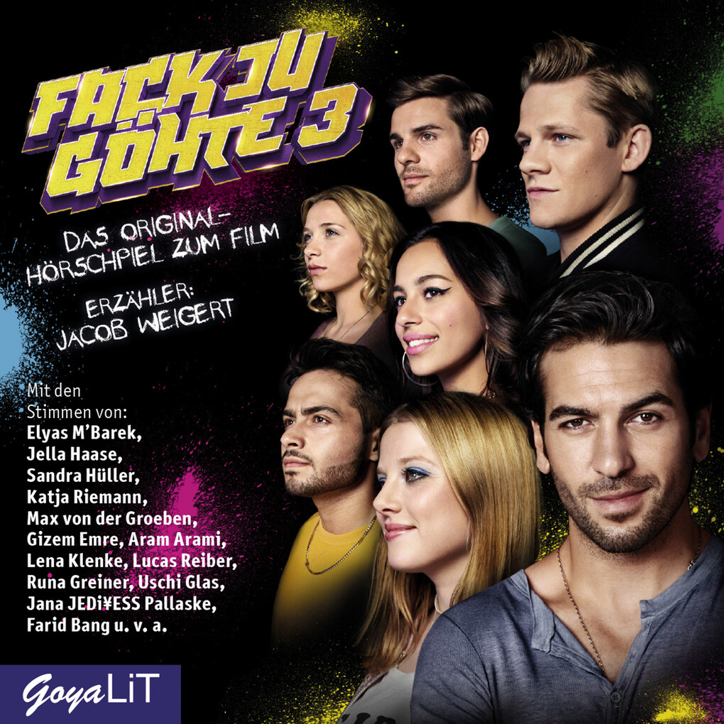 Fack Ju Göhte 3 als Hörbuch Download